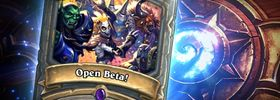 Hearthstone is in open beta! We ask you: Which class do you fancy the most?