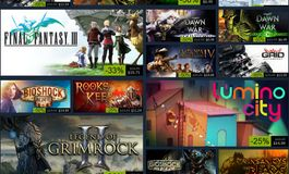 Everything you need to know about Day 1 of the Steam Holiday Sale
