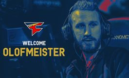 FaZe Clan sign Olof 'olofmeister' Kajbjer
