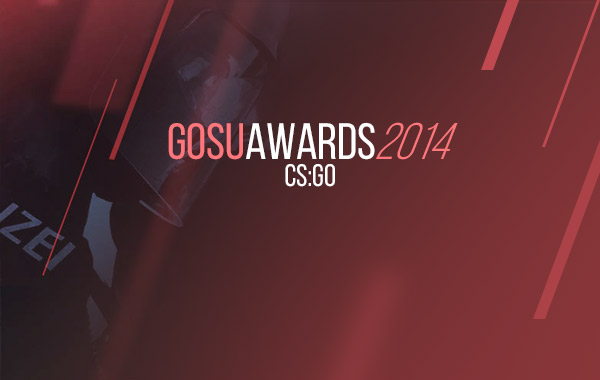 GosuGamers Awards 2014: Counter-Strike nominations