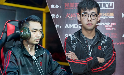 LGD: Maybe & xiao8 in, Faith & injuly out?