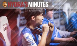 Nydra's Minutes: Flexible Afreeca Blue show trophy potential after learning to share the burden