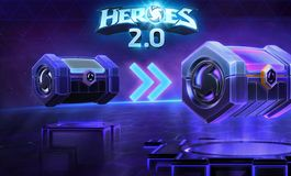 Blizzard doubles down on player loyalty by upping Heroes 2.0 Veteran rewards