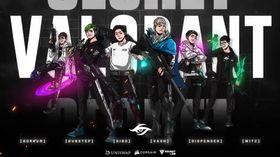 Team Secret new lineup
