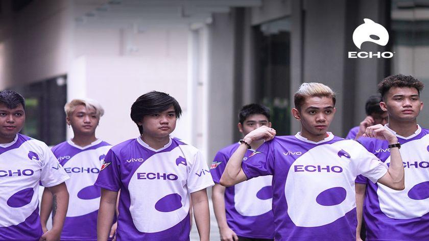 Echo Esports team