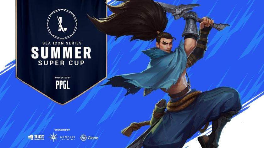 SEA Icon Series Summer Super Cup with Yasou LoL: WR