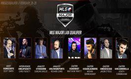 MLG Announces talent for offline qualifier