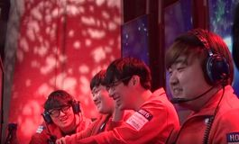 BlizzCon 2016, Day 3: Korea's MVP Black and Ballistix crush the competition