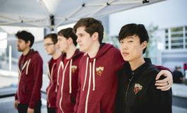 Team Dragon Knights and LA Renegades swap multiple players