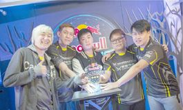 Mineski emerge victorious at Red Bull Guardians in London