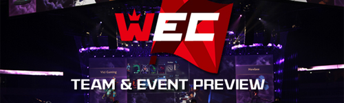 WEC Preview: The First LAN Since The International 2014