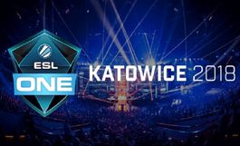 IEM Katowice 2018 is happening right now