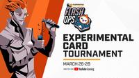 Blizzard announces Flash Ops: Experimental Card Tournament