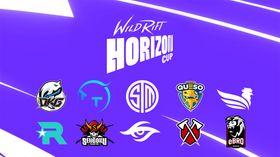 Horizon Cup logo and team logos