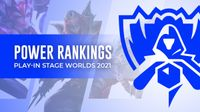 worlds 2021 play-in stage