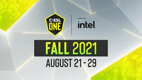 ESL One Fall 2021