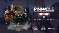 Pinnacle Cup II signals a return to competitive CS:GO pro circuit