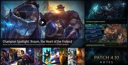 League of Legends client reveals long-awaited revamp