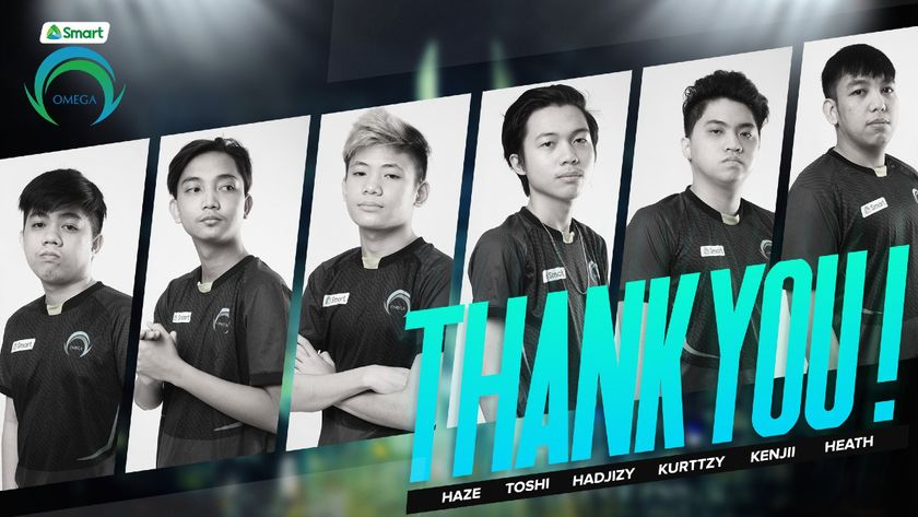 Omega Esports release their Mobile Legends roster