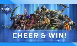 Watch DreamHack Summer and win free Heroes & Skins