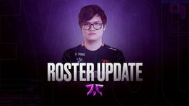 Fnatic roster shuffle continues