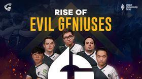 evil geniuses lcs championship