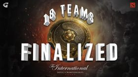 Ti10 qualified teams