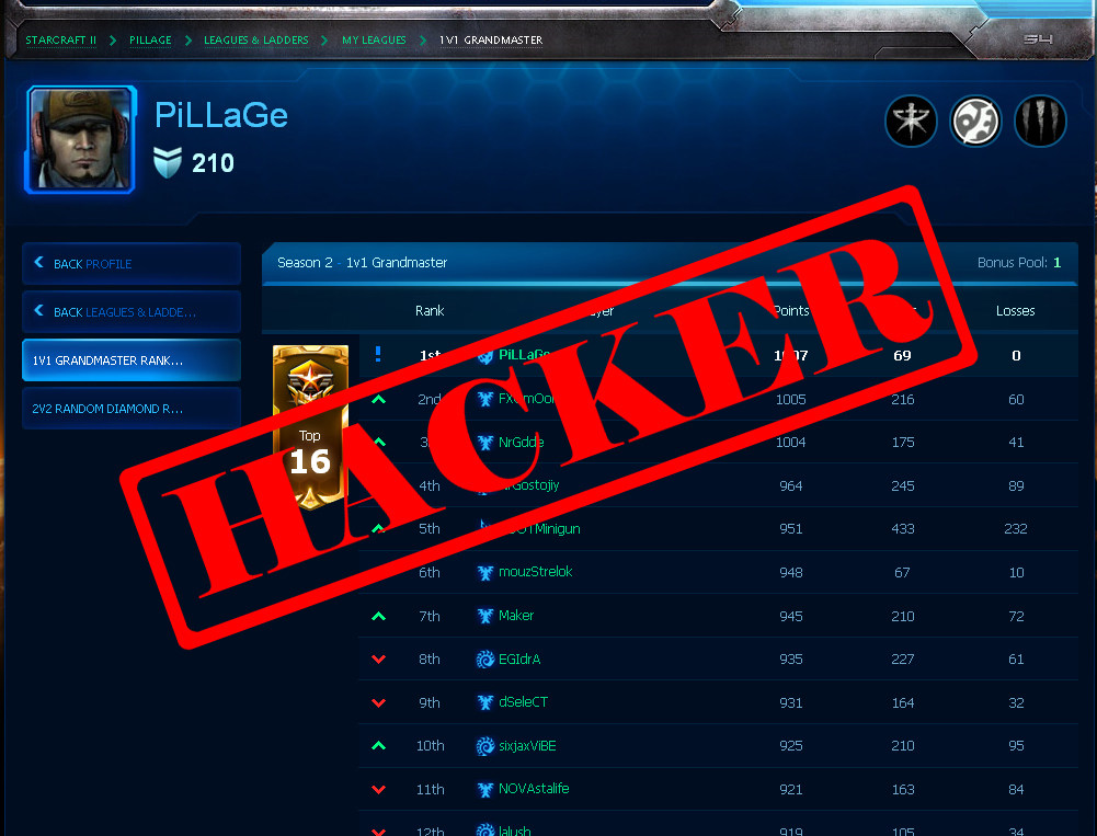 dota 2 news hacker reaches top of na grand master league gosugamers