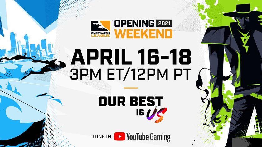 Overwatch League Opening Weekend 2021