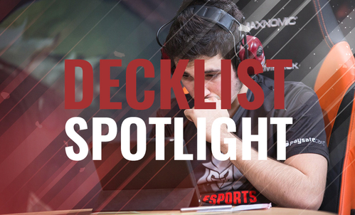 GosuGamers eSports News - All decklists from the Rdu/Eloise match-up in Celestial Invitational