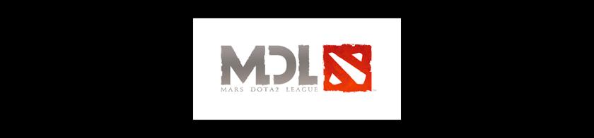 Mars Dota 2 League logo
