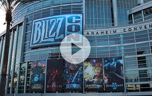 BlizzCon day one panels: VOD archive