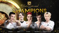 Tam Spirit TI10 champions