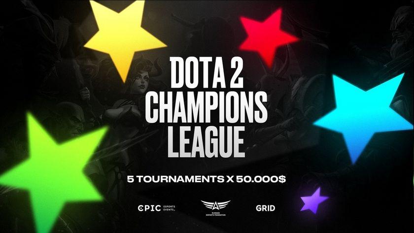 D2CL Dota 2 Champions League