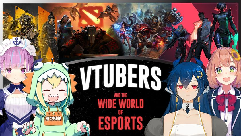 Image of Vtubers and Esport titles