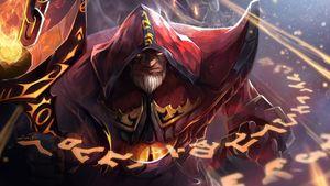 Dota 2 hero Warlock