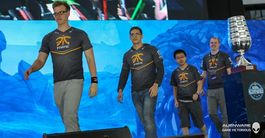 Fnatic stays strong amidst issues, knocks out VG after 2-1 win