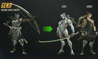 New Hero Ability Overview: Genji