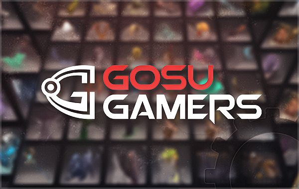 GosuGamers update: Item pages and user Steam inventories introduced