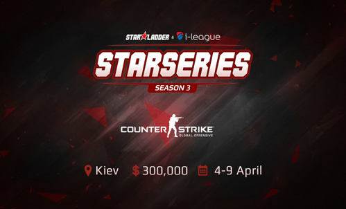 GosuGamers eSports News - StarLadder i-League Season 3 - Invited teams announced