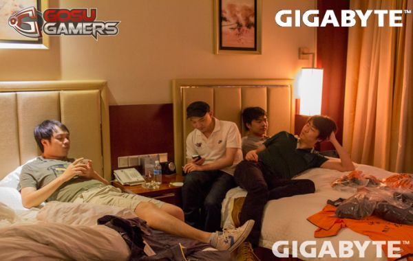 G-1 League Day One Blog by ReiNNNN