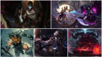 The current top meta Champions in League of Legends