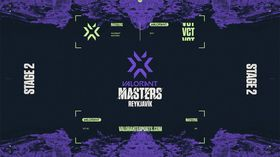 VCT Stage 2 Masters artwork