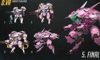 New Hero Ability Overview: D.Va