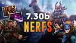 Dota 2 heroes Lycan, Slark and Beastmaster nerfed in 7.30b