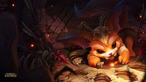 Riot reveal the newest champion: GNAR, The Missing Link