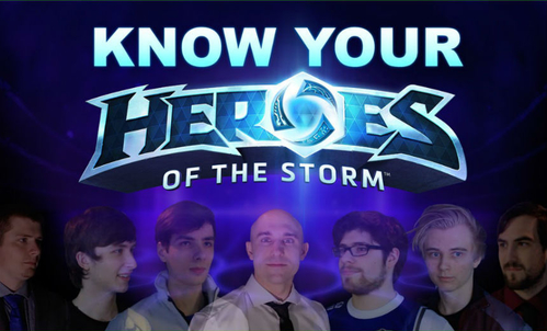 GosuGamers eSports News - Community Spotlight: Know Your Heroes Part 3