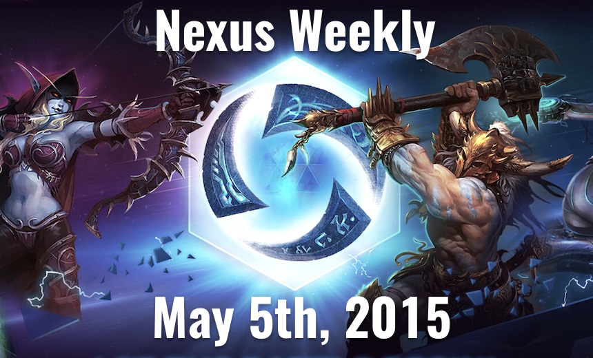 Introducing Nexus Weekly #1