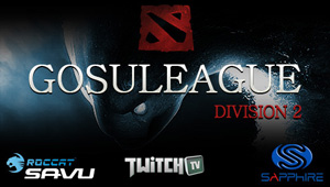 GosuLeague Division 2 Preliminaries