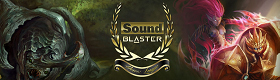 SoundBlaster Heroes League